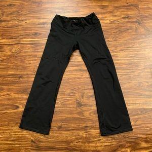 Athleta fleece-lined pants L